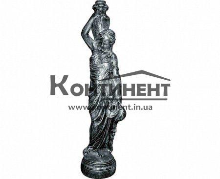 c87803b67 Скульптура садовая бетонная «Девушка с кувшинами» - Континент - абсолютно все  для строительства и благоустройства | Официальный интернет-магазин
